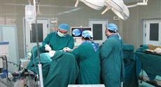 براي اولين بار در بيمارستان خاتم الانبياء درميان